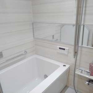 ライオンズマンション下落合(1階,)の浴室・お風呂