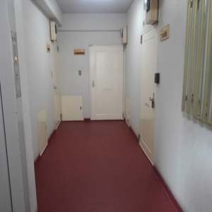 ダイアパレス上落合(2階,)のフロア廊下(エレベーター降りてからお部屋まで)