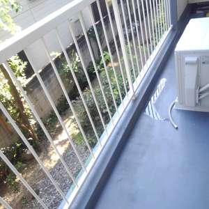 ダイアパレス上落合(2階,)のバルコニー
