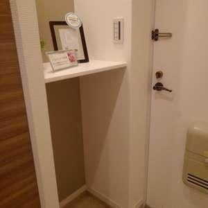 パークウェル落合(4階,4499万円)のお部屋の玄関