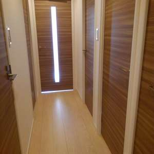 パークウェル落合(4階,4399万円)のお部屋の廊下