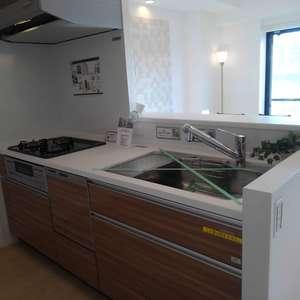 パークウェル落合(4階,4399万円)のキッチン