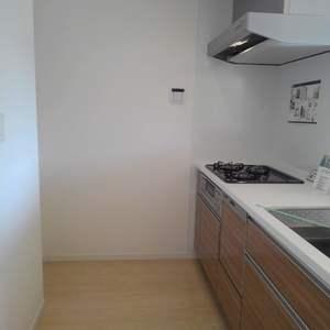 パークウェル落合(4階,4499万円)のキッチン
