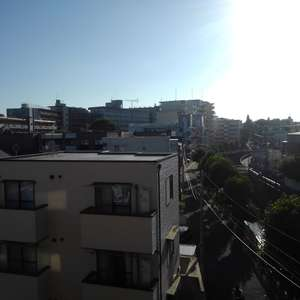 パークウェル落合(4階,4499万円)のお部屋からの眺望