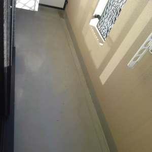 パークウェル落合(4階,4399万円)のバルコニー