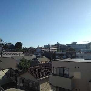 パークウェル落合(4階,4399万円)のお部屋からの眺望