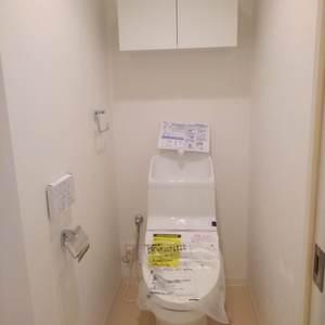 エクセレント新井薬師前(2階,)のトイレ
