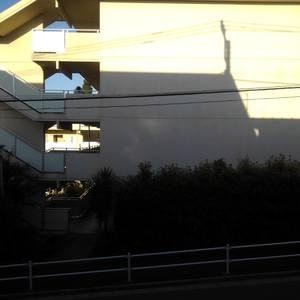 エクセレント新井薬師前(2階,)のお部屋からの眺望
