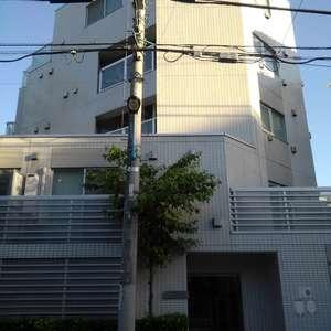 ブライズ新宿中井の外観
