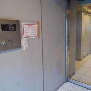 ブライズ新宿中井のマンションの入口・エントランス