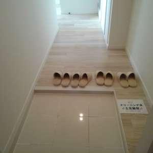 ブライズ新宿中井(5階,2898万円)のお部屋の玄関