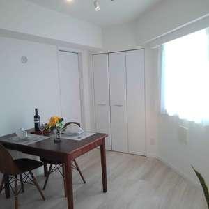 ブライズ新宿中井(5階,2898万円)の居間(リビング・ダイニング・キッチン)