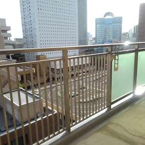 ライオンズタワー池袋(10階,)のバルコニー