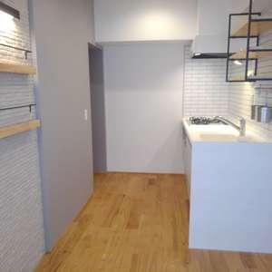 東池袋ハイツ弐番館(13階,)のキッチン
