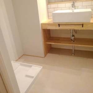 東池袋ハイツ弐番館(13階,)の化粧室・脱衣所・洗面室