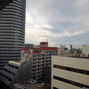 東池袋ハイツ弐番館(13階,)のお部屋からの眺望
