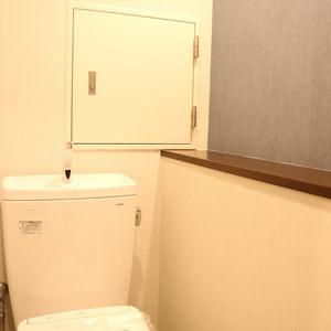 ライオンズマンション護国寺第3(2階,3380万円)のトイレ