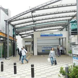 ブライズ新宿中井の最寄りの駅周辺・街の様子