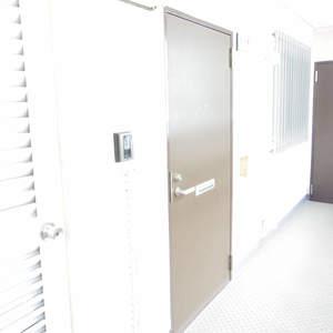 中野スカイハイツ(6階,)のお部屋の玄関