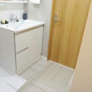 中野スカイハイツ(6階,)の化粧室・脱衣所・洗面室
