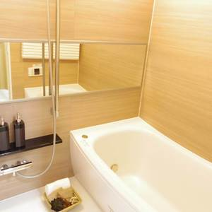 中野スカイハイツ(6階,)の浴室・お風呂