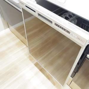 中野スカイハイツ(6階,)のキッチン