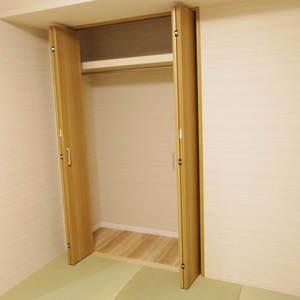 中野スカイハイツ(6階,)のクローゼット