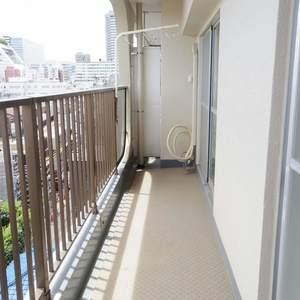 中野スカイハイツ(6階,)のバルコニー
