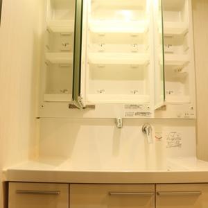 三井音羽ハイツ(9階,)の化粧室・脱衣所・洗面室