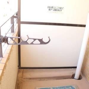 三井音羽ハイツ(9階,)のバルコニー