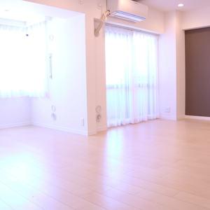 三井音羽ハイツ(9階,)の居間(リビング・ダイニング・キッチン)