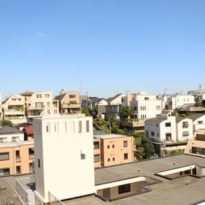 三井音羽ハイツ(9階,)のお部屋からの眺望