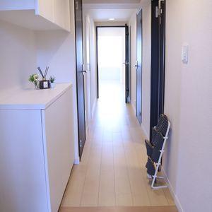 三井音羽ハイツ(9階,)のお部屋の廊下