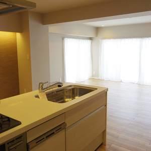 パシフィック中野(4階,4180万円)のキッチン