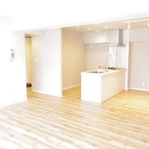 パシフィック中野(4階,)の居間(リビング・ダイニング・キッチン)