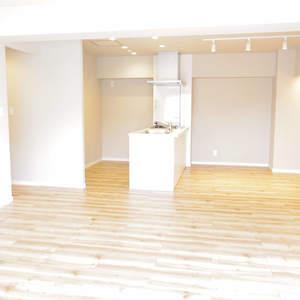 パシフィック中野(4階,4180万円)の居間(リビング・ダイニング・キッチン)
