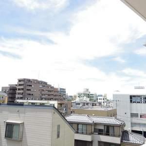 パシフィック中野(4階,4180万円)のお部屋からの眺望