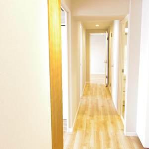 パシフィック中野(4階,4180万円)のお部屋の廊下