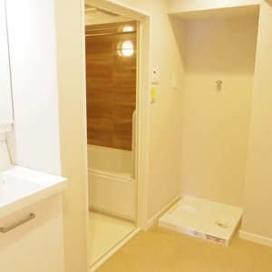 パシフィック中野(4階,)の化粧室・脱衣所・洗面室
