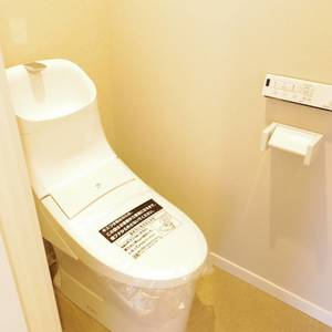 パシフィック中野(4階,)のトイレ