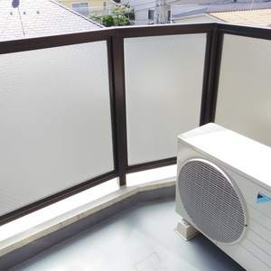スカーラ中野新井(4階,)のバルコニー