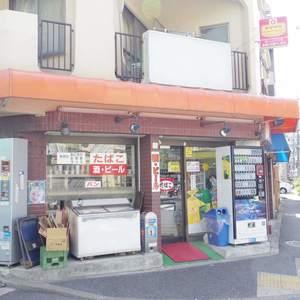 スカーラ中野新井の周辺の食品スーパー、コンビニなどのお買い物