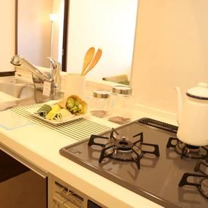 三井音羽ハイツ(8階,)のキッチン