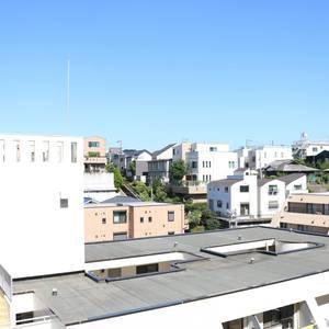 三井音羽ハイツ(8階,4690万円)のお部屋からの眺望