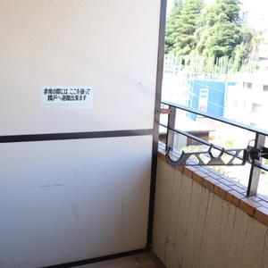 三井音羽ハイツ(8階,4690万円)のバルコニー