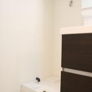 三井音羽ハイツ(8階,4690万円)の化粧室・脱衣所・洗面室