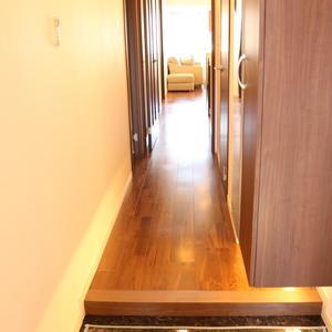 三井音羽ハイツ(8階,4690万円)のお部屋の廊下