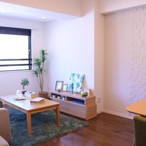 三井音羽ハイツ(8階,)の居間(リビング・ダイニング・キッチン)
