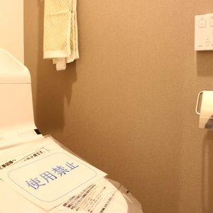三井音羽ハイツ(8階,4690万円)のトイレ
