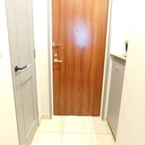 西早稲田シティタワー(14階,5980万円)のお部屋の玄関